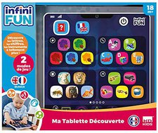 Kidz Delight Smooth Touch Interactive Tablet