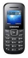 Samsung E1200 Black ohne Vertrag