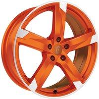 Rondell Z 01RZ (8x18) Racing-Orange poliert