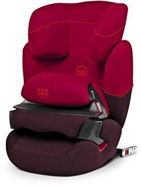 Cybex Isis-fix Rumba Red