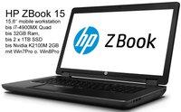 Hewlett Packard HP ZBook 15 (F0U71EA)