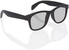 Oramics 3D Polarisationsbrille Wayfarer style