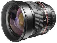 Walimex pro 85mm f1.4 CSC [Fuji X]