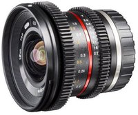 Walimex pro 12mm f2.2 VCSC [Canon EF-M]