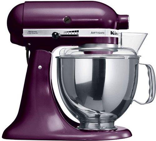 KitchenAid Artisan Küchenmaschine Holunderbeere 5KSM150PS EBY