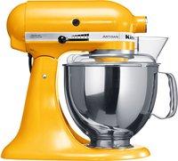 KitchenAid Artisan Küchenmaschine Sonnenblumen-Gelb 5KSM150PS EYP