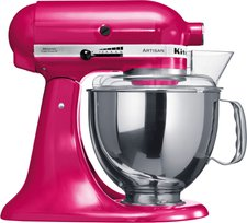 KitchenAid Artisan Küchenmaschine Himbeere 5KSM150PS ERI