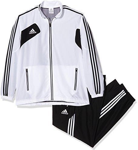 Adidas Männer Condivo 12 Präsentationsanzug white/black