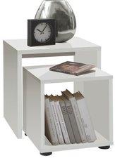 FMD Möbel SB-Design Beistelltisch Duo weiß (621-001)
