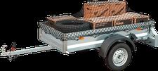 Filmer Anhängernetz (2,10m x 1,25m)