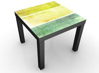 Mantiburi Design Tisch Harmony yellow (55 x 45 x 55 cm)