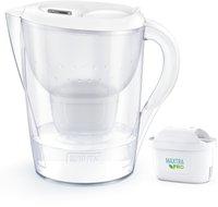 BRITA Marella XL Wasserfilter Weiß