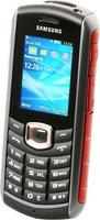 Samsung B2710 X-treme Schwarz-Rot ohne Vertrag