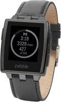 Pebble Steel Smart Watch Black Matte