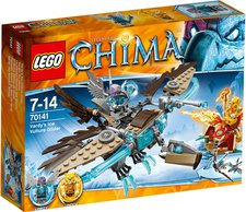 LEGO Legends of Chima - Vardys Eis-Gleiter (70141)
