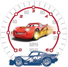 Decofun Sticker mural Cars (70-005)