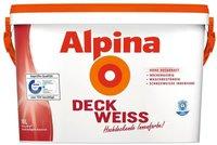 Alpina Farben Deckweiß 10 l