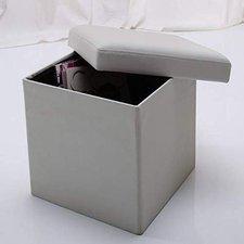 Meise Möbel Cube Hocker weiß
