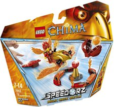 LEGO Legends of Chima - Speedorz Feuer-Höhle (70155)