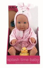 Peterkin Doll's World - Splash Time Baby Girl