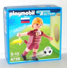 Playmobil Sports & Action - Spieler Russland (4738)