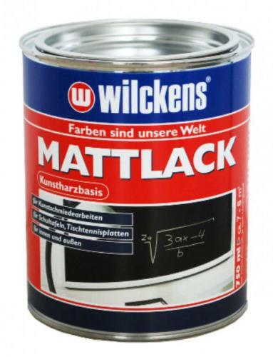 Wilckens Fliesenlack weiß 750 ml