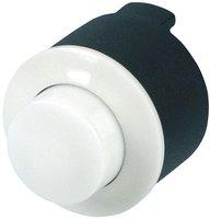 REV Ersatz-Klingelknopf, weiß (0504335555)