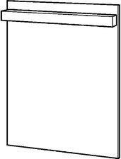 Keramag iCon Lichtspiegelelement (840760000)