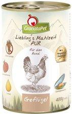 GranataPet Nassfutter Pur Geflügel (400 g)