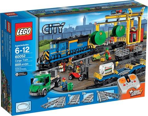LEGO City - Cargo Train (60052)
