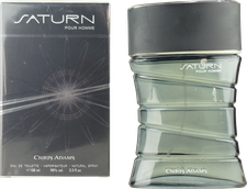 Chris Adams Saturn Eau de Toilette pour Homme 100ml