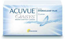 Johnson & Johnson Acuvue Oasys with Hydraclear Plus -4,50 (12 Stk.)