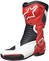 Alpinestars S-MX 6 schwarz/rot