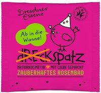Dresdner Essenz Dreckspatz zauberhaftes Rosenbad (50 g)