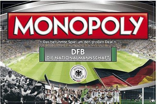 Hasbro Monopoly DFB - Die Nationalmannschaft
