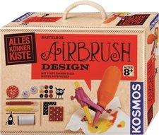 Kosmos Alleskönner-Kiste Airbrush-Textildesign