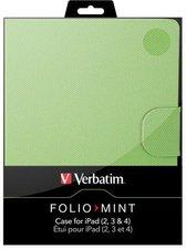 Verbatim Folio (iPad) mint green