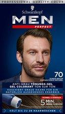 Schwarzkopf Men Perfect Pflege-Tönungsgel 70