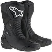 Alpinestars Stiefel S-MX 6 schwarz belüftet