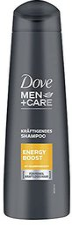 Dove MEN+CARE Energy Boost Shampoo (250 ml)