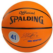 Spalding NBA Player-Balls Dirk Nowitzki