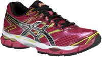 Asics Gel-Cumulus 16 Women raspberry/black/lime