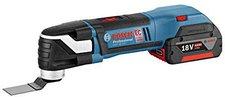 Bosch GOP 18 V-EC Professional (1 x 4Ah + 20 Accessories)