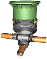 Garantia Regenwasserfilter SUPRA extern