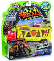 Giochi Preziosi Trash Pack Wheels Autotransporter
