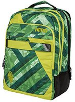 Nitro Lock Backpack wicked green