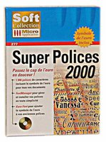 Micro Application Super Polices 2000 (Win) (FR)