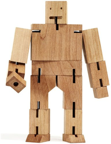 Areaware Cubebot Medium (24 cm)