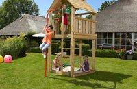 Jungle Gym Jungle Cabin