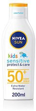 NIVEA Sun Kids Pure & Sensitive Sonnenlotion LSF 50+ (200 ml)